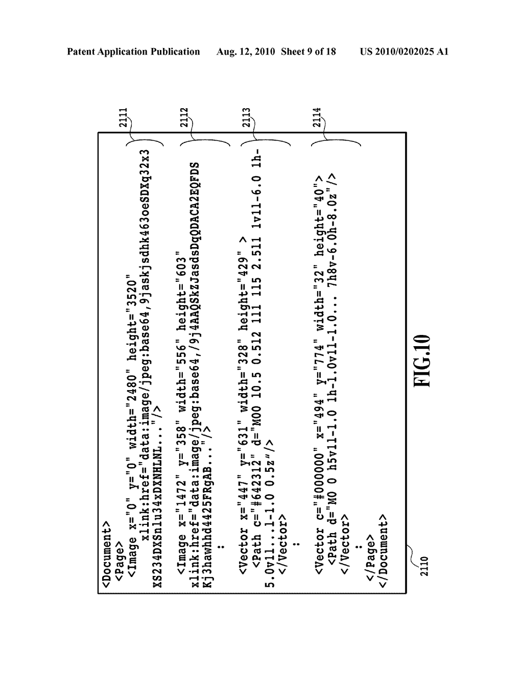 IMAGE PROCESSING APPARATUS, IMAGE PROCESSING METHOD, PROGRAM, AND STORAGE MEDIUM - diagram, schematic, and image 10