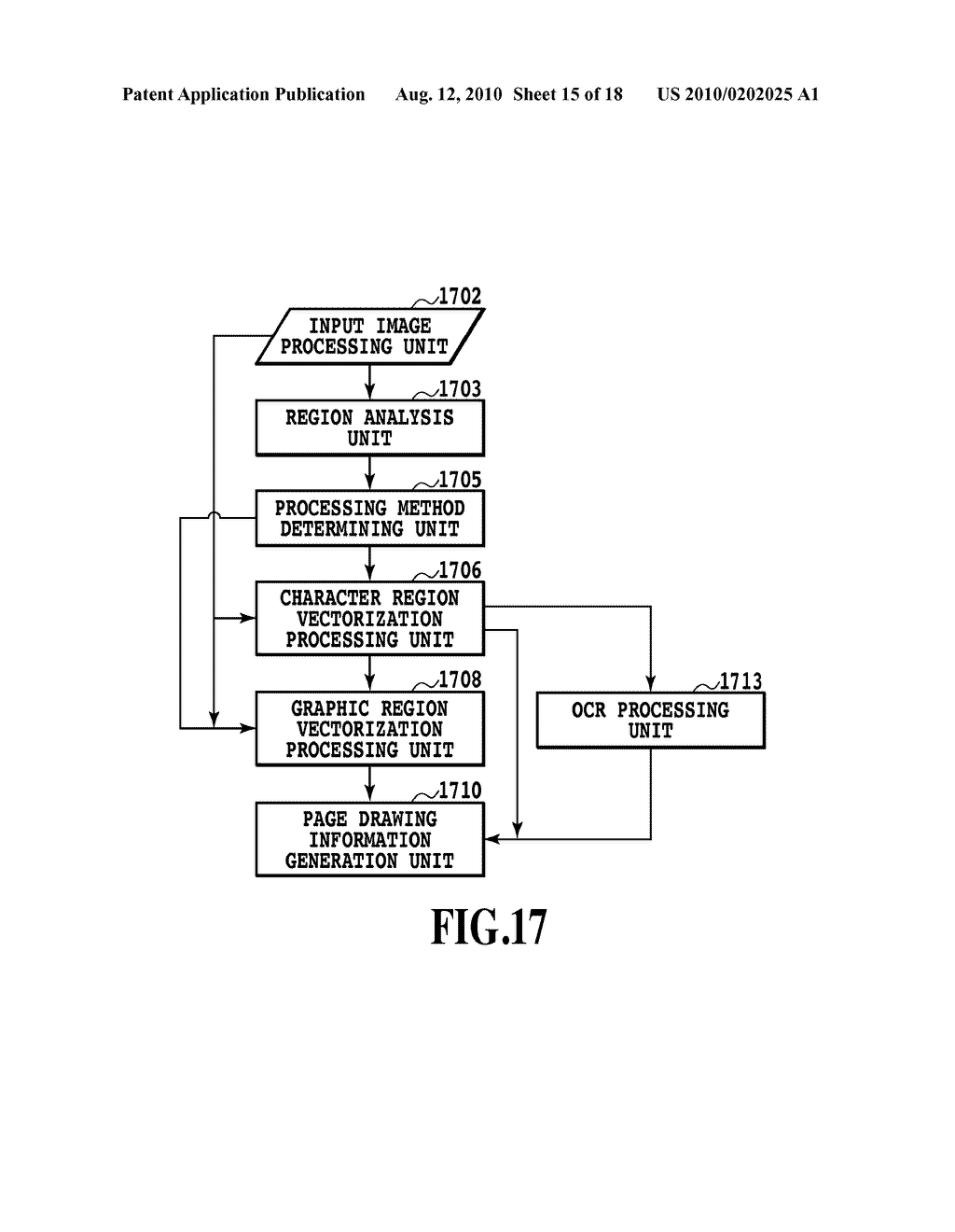 IMAGE PROCESSING APPARATUS, IMAGE PROCESSING METHOD, PROGRAM, AND STORAGE MEDIUM - diagram, schematic, and image 16