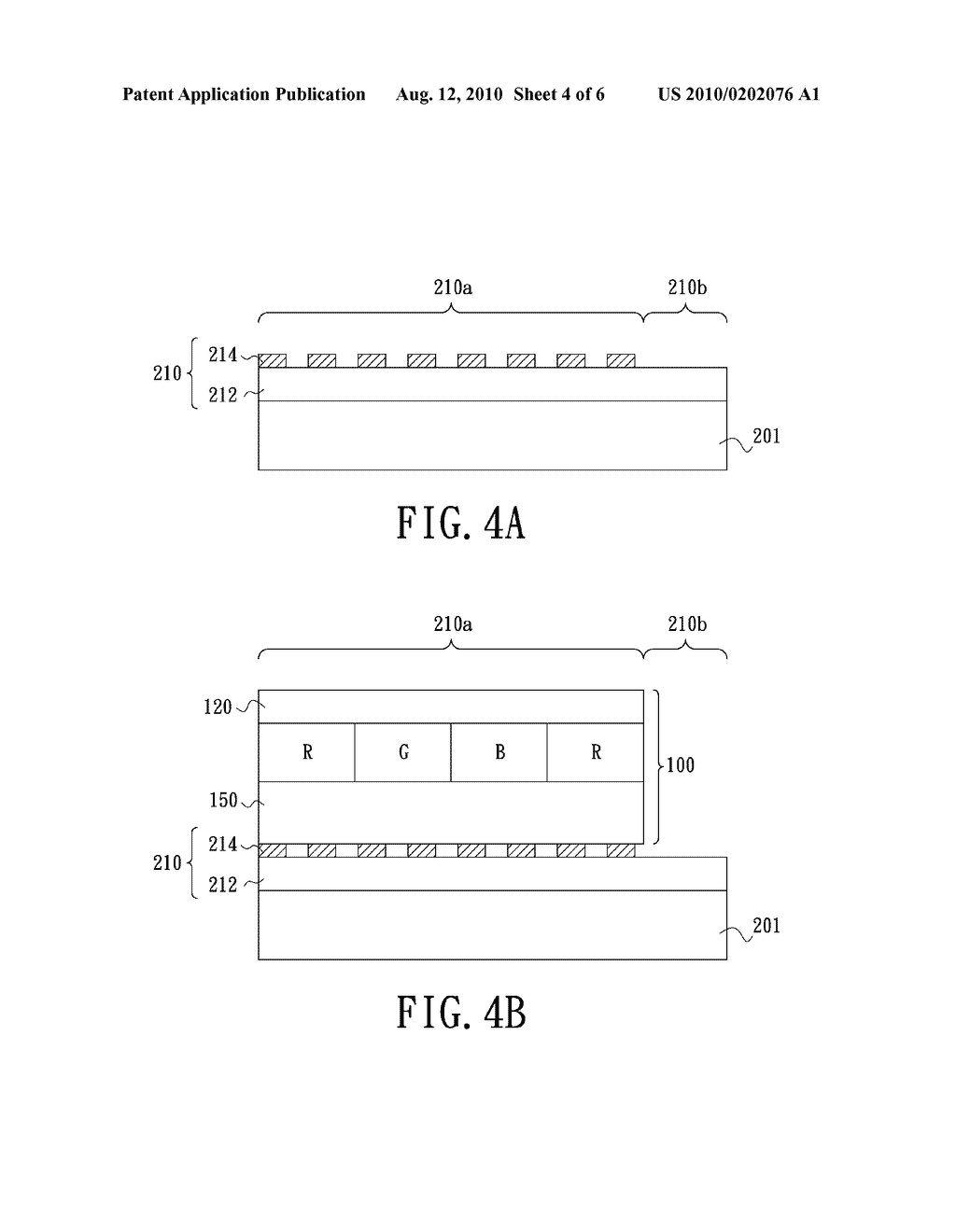 Methods of Fabricating Display Device and Felxible Color Display Medium Module thereof - diagram, schematic, and image 05