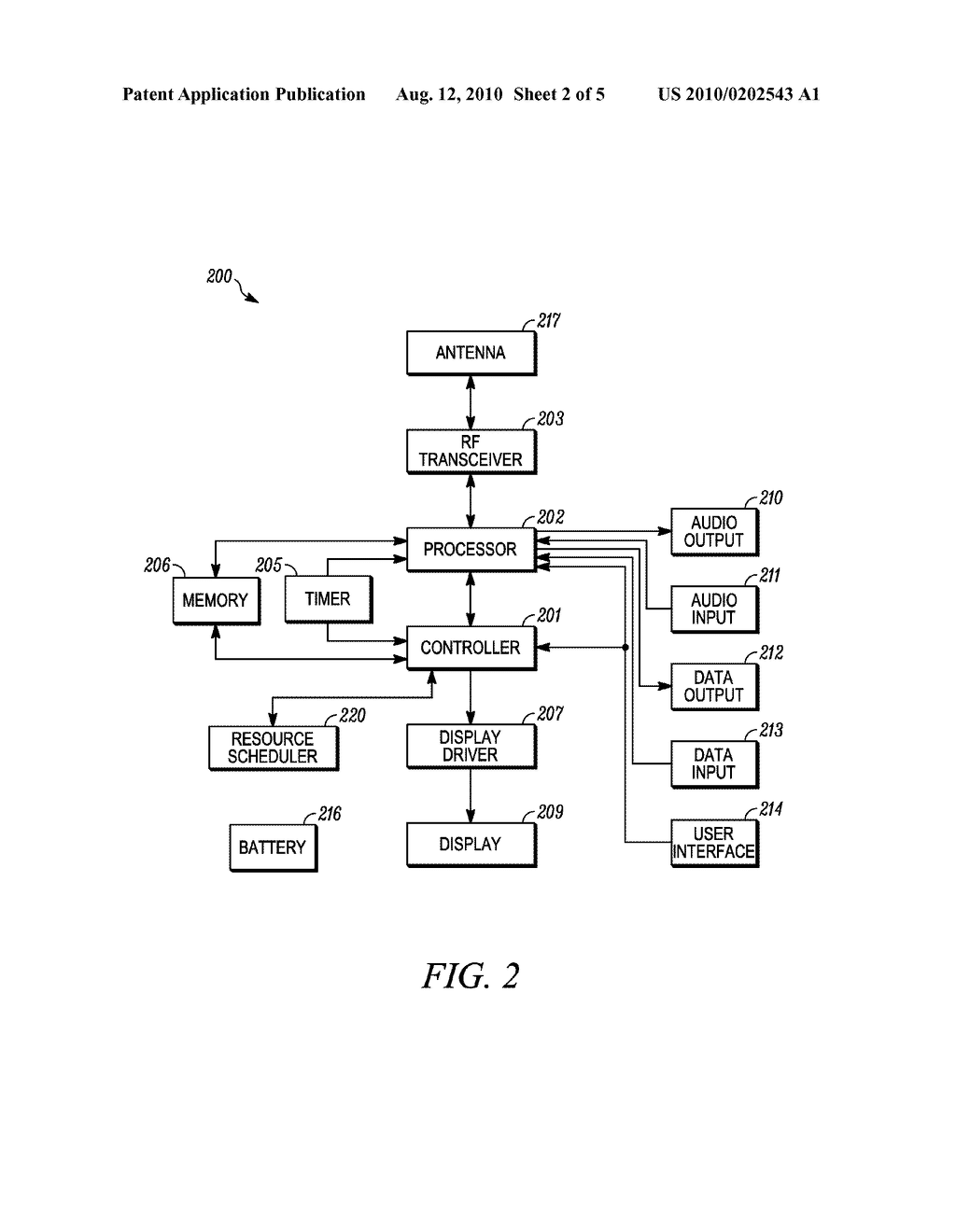 COMMUNICATION SYSTEM AND METHOD OF OPERATIONS THEREFOR - diagram, schematic, and image 03