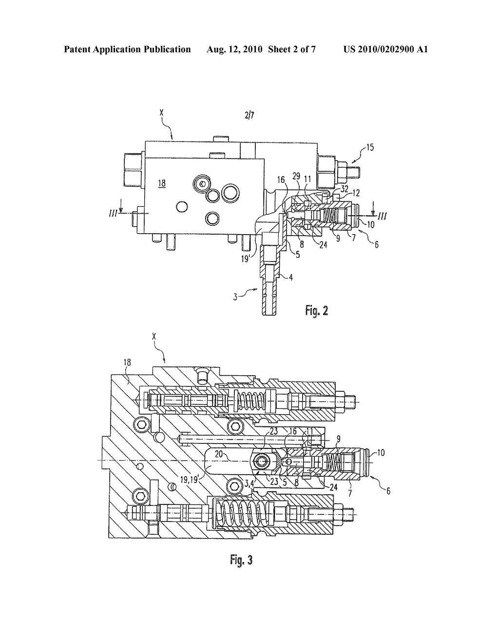 HYDROSTATIC MACHINE HAVING A CONTROL DEVICE HAVING A RETURN ELEMENT FOR CONTROLLING A REGULATING VALVE - diagram, schematic, and image 03