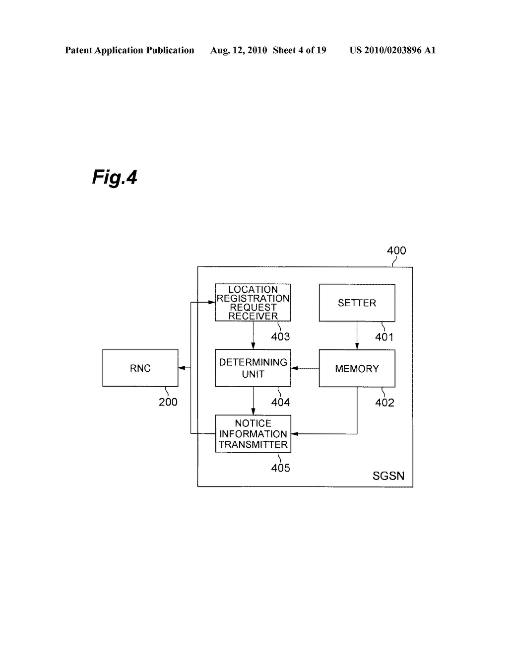 COMMUNICATION DEVICE, COMMUNICATION SYSTEM AND RESTRICTING METHOD - diagram, schematic, and image 05