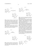 AROMATIC A-RING DERIVATIVES OF TETRACYCLINE COMPOUNDS diagram and image