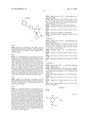 Hydroxypyrimidinone derivatives having inhibitory activity against HIV integrase diagram and image