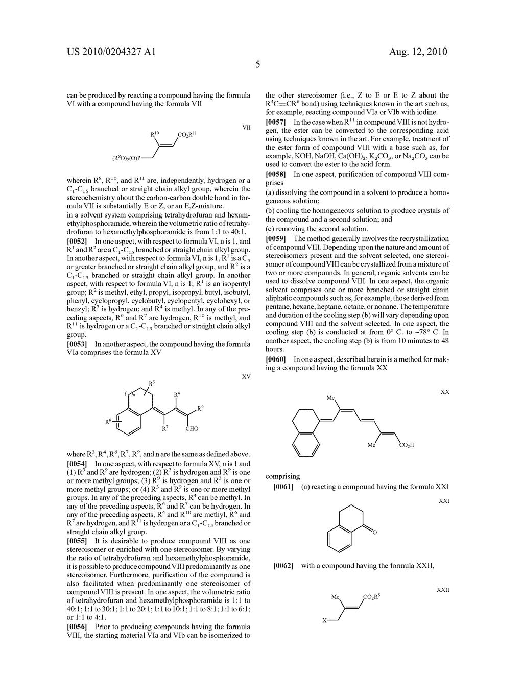 Methods for making retinoids and uses thereof - diagram, schematic, and image 09