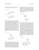 Fluorine-Containing Cyclic Compound, Fluorine-Containing Polymer Compound, Resist Material Using Same and Method for Forming Pattern diagram and image