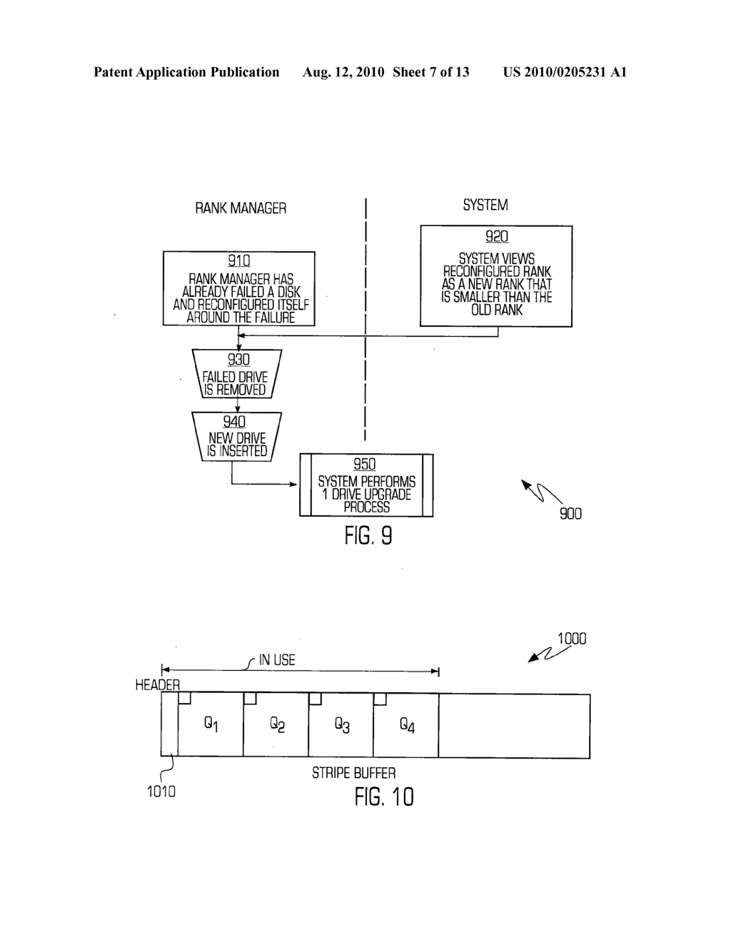 TRANSACTION-BASED STORAGE SYSTEM AND METHOD THAT USES VARIABLE SIZED OBJECTS TO STORE DATA - diagram, schematic, and image 08