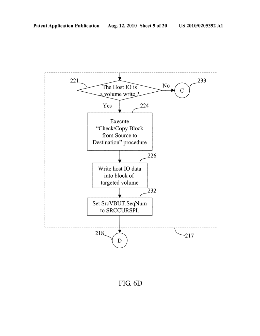 Method for Remote Asynchronous Replication of Volumes and Apparatus Therefor - diagram, schematic, and image 10