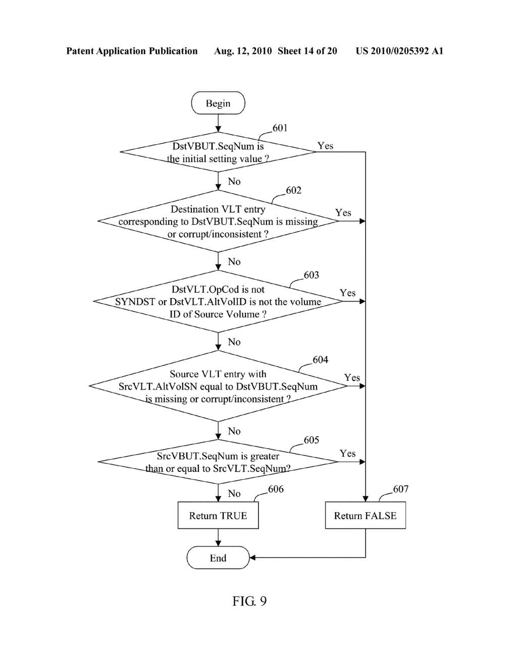Method for Remote Asynchronous Replication of Volumes and Apparatus Therefor - diagram, schematic, and image 15
