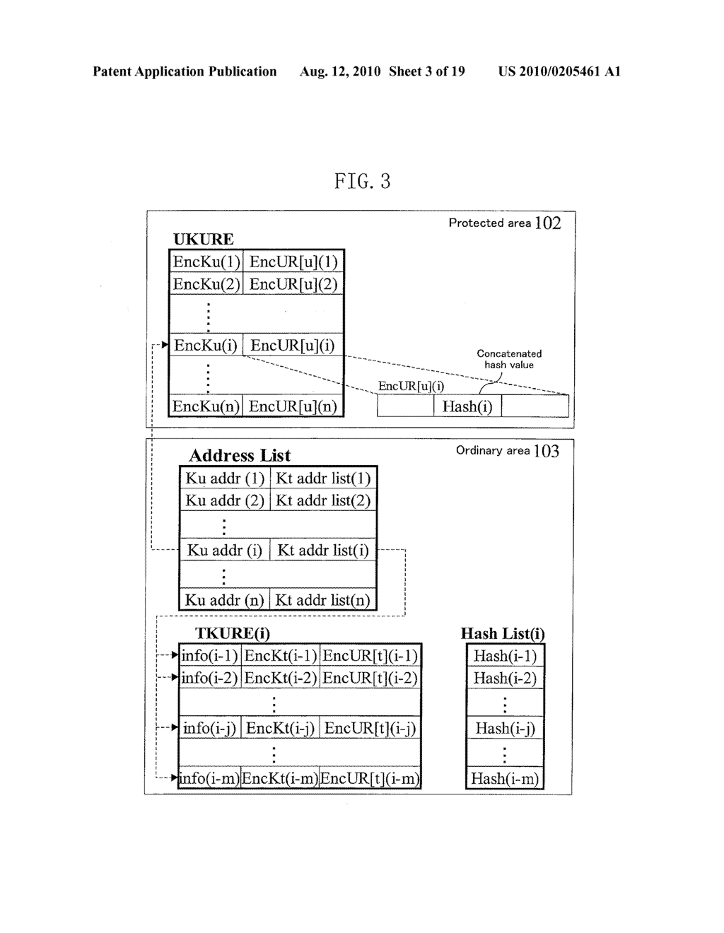 METHOD FOR GENERATING DATA FOR DETECTION OF TAMPERING, AND METHOD AND APPARATUS FOR DETECTION OF TAMPERING - diagram, schematic, and image 04