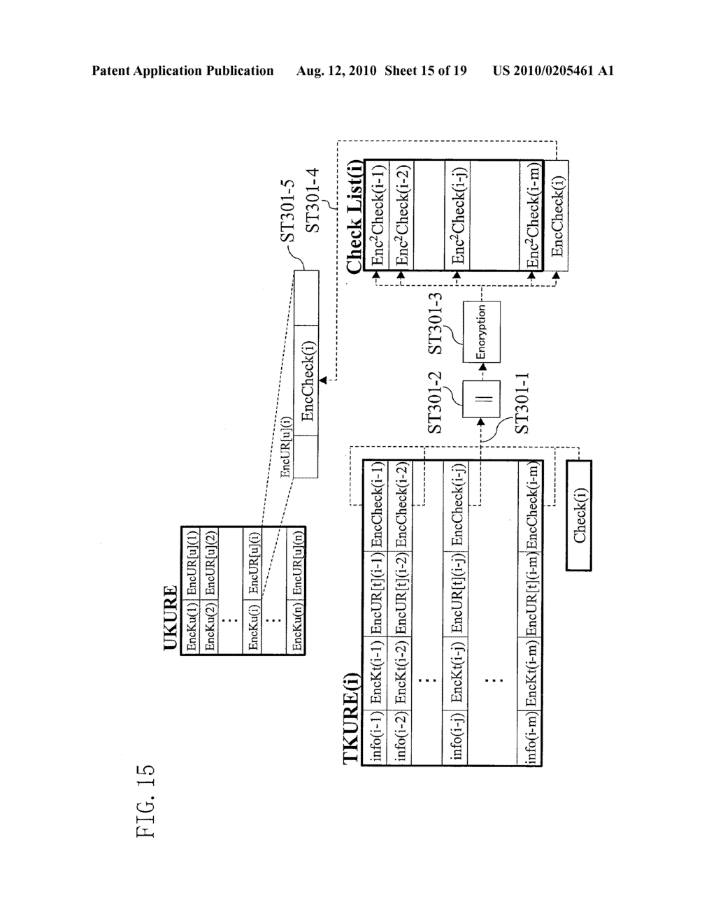 METHOD FOR GENERATING DATA FOR DETECTION OF TAMPERING, AND METHOD AND APPARATUS FOR DETECTION OF TAMPERING - diagram, schematic, and image 16