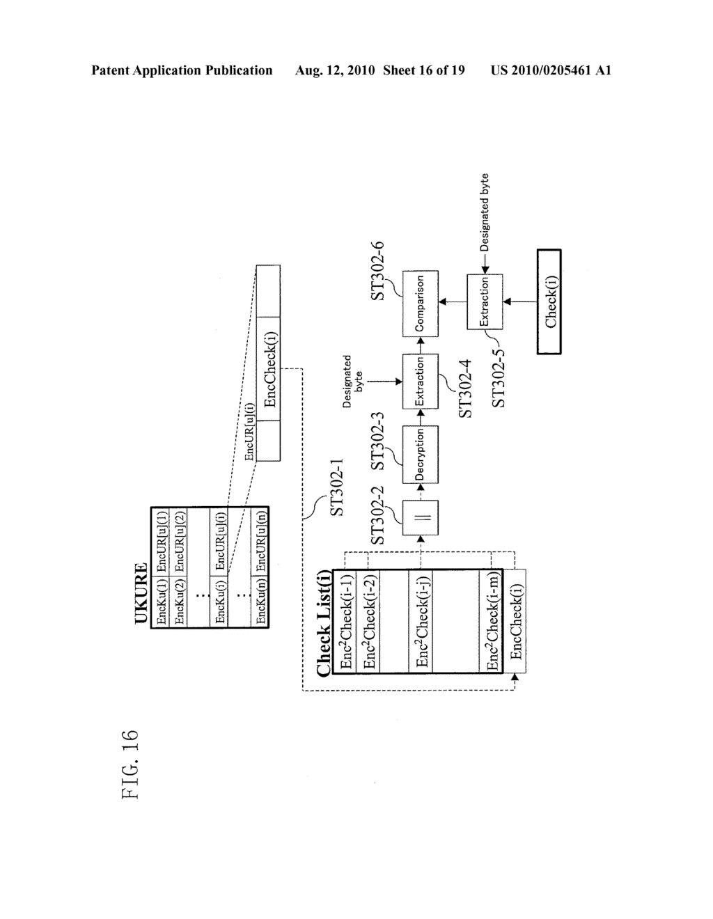 METHOD FOR GENERATING DATA FOR DETECTION OF TAMPERING, AND METHOD AND APPARATUS FOR DETECTION OF TAMPERING - diagram, schematic, and image 17