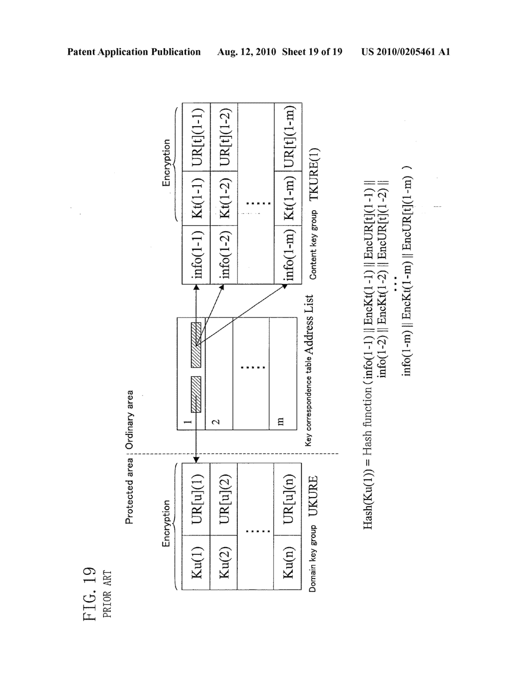 METHOD FOR GENERATING DATA FOR DETECTION OF TAMPERING, AND METHOD AND APPARATUS FOR DETECTION OF TAMPERING - diagram, schematic, and image 20