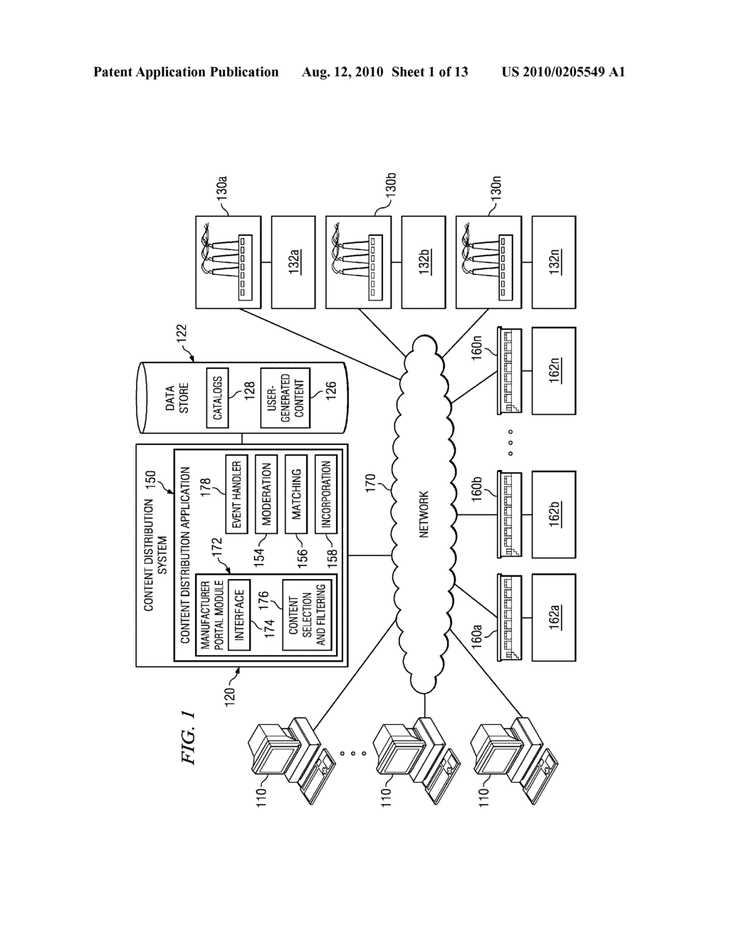 METHOD AND SYSTEM FOR PROVIDING CONTENT GENERATION CAPABILITIES - diagram, schematic, and image 02