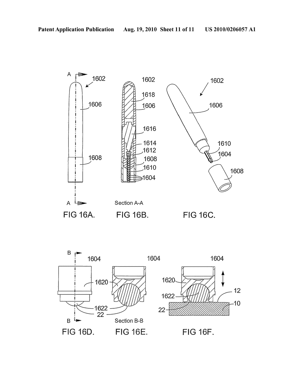 SYSTEM AND METHOD FOR MEASURING SURFACE ENERGIES - diagram, schematic, and image 12