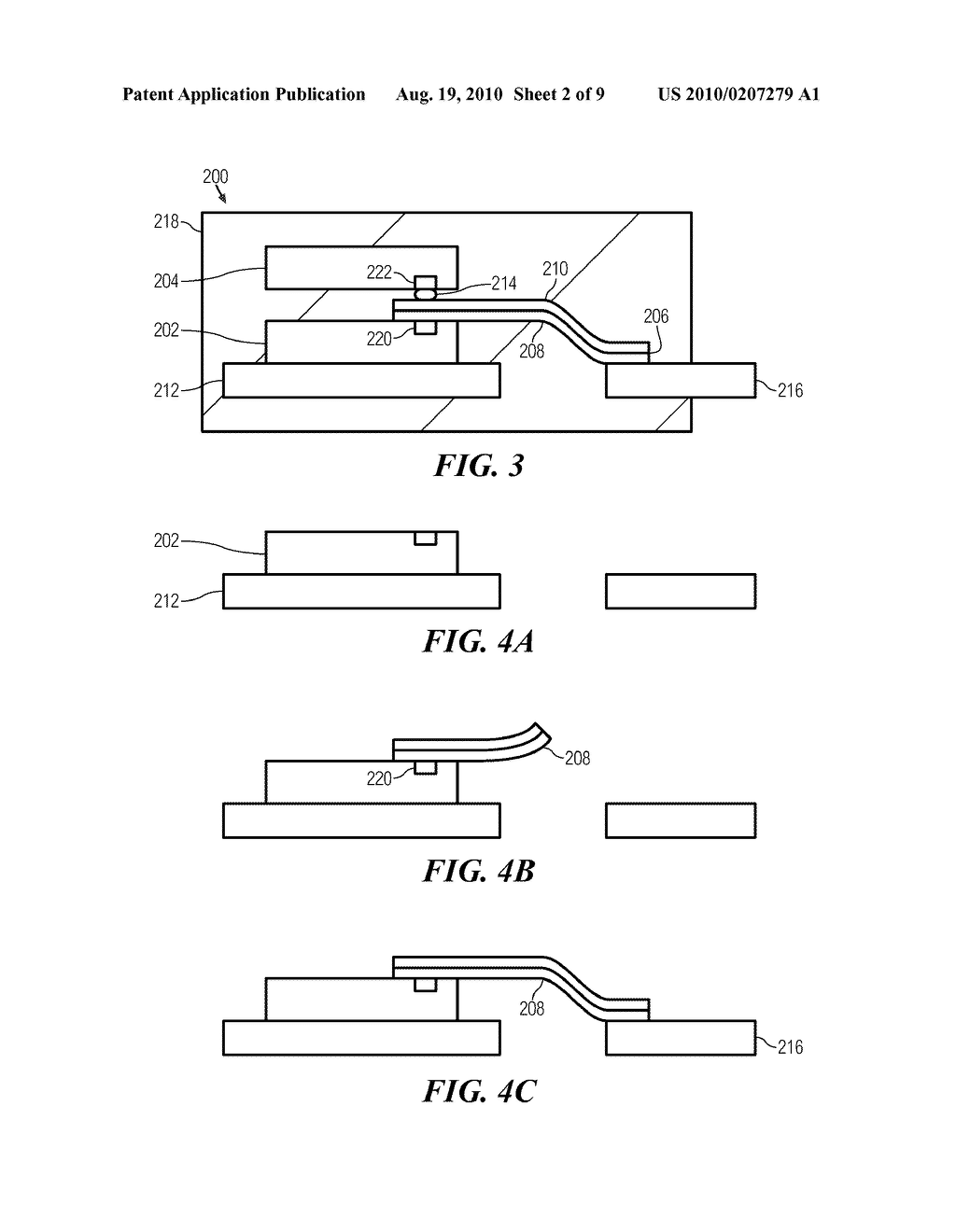 SEMICONDUCTOR PACKAGE WITH RIBBON WITH METAL LAYERS - diagram, schematic, and image 03