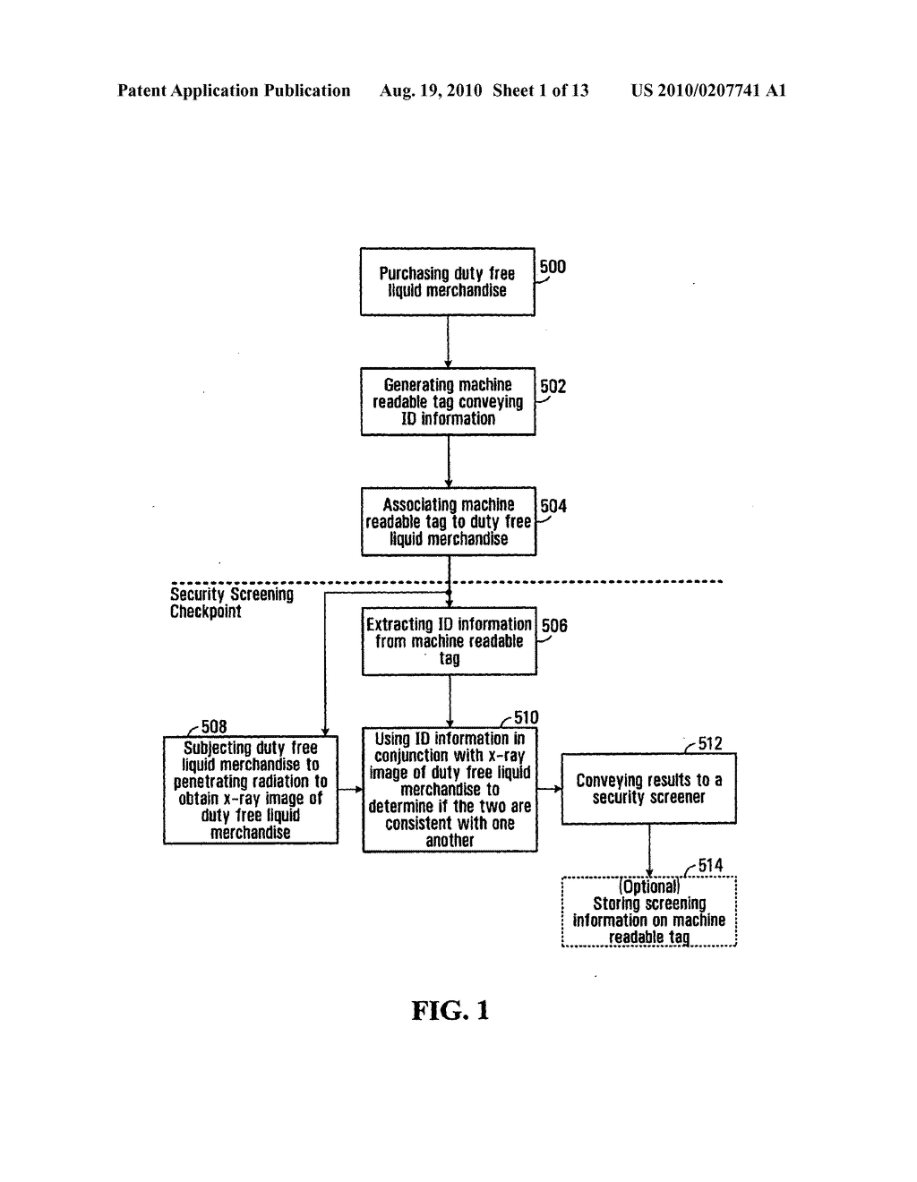 METHOD, APPARATUS AND SYSTEM FOR USE IN CONNECTION WITH THE INSPECTION OF LIQUID MERCHANDISE - diagram, schematic, and image 02