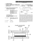 DISPLAY PARTICLES FOR IMAGE DISPLAY APPARATUS AND IMAGE DISPLAY APPARATUS USING THE SAME diagram and image