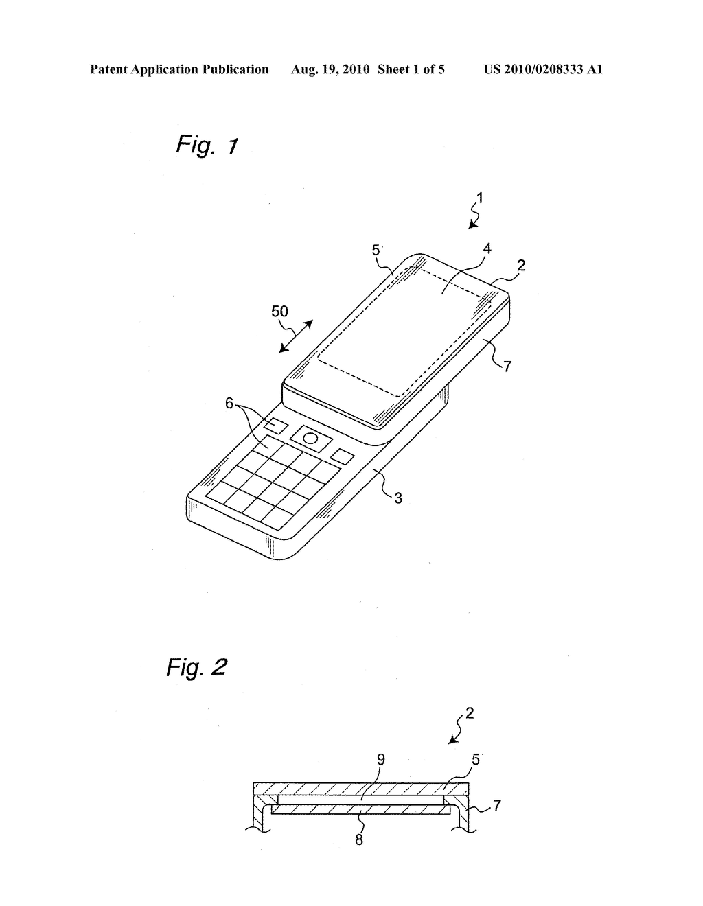 DISPLAY-PROTECTIVE PLATE FOR ELECTRONIC APPARATUS AND ELECTRONIC APPARATUS THEREWITH - diagram, schematic, and image 02