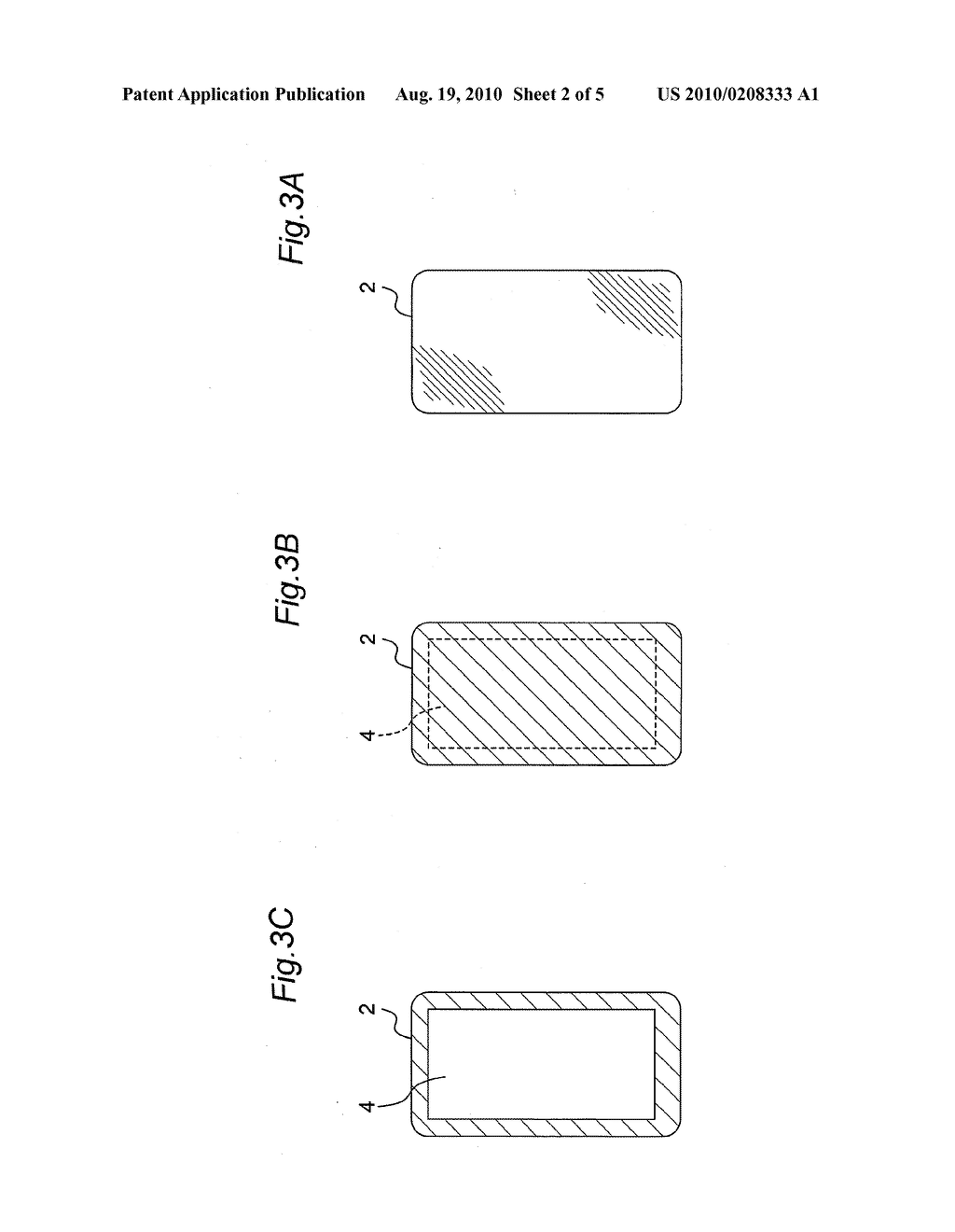 DISPLAY-PROTECTIVE PLATE FOR ELECTRONIC APPARATUS AND ELECTRONIC APPARATUS THEREWITH - diagram, schematic, and image 03