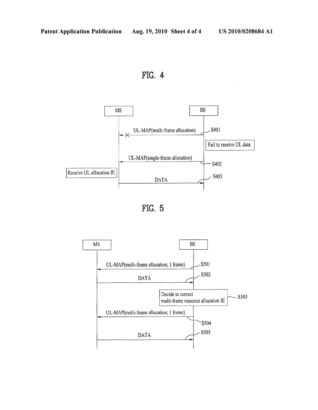 METHOD OF ALLOCATING RADIO RESOURCE IN BROADBAND WIRELESS ACCESS SYSTEM - diagram, schematic, and image 05