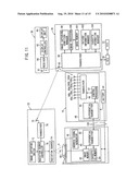 Bed for capturing radiation image and radiation image capturing system diagram and image