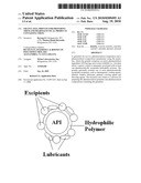GRANULATES, PROCESS FOR PREPARING THEM AND PHARMACEUTICAL PRODUCTS CONTAINING THEM diagram and image
