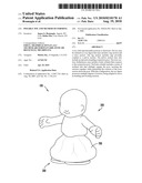 Posable Toy and Method of Forming diagram and image
