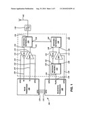 MULTI MODE RADIO FREQUENCY TRANSCEIVER FRONT END CIRCUIT diagram and image