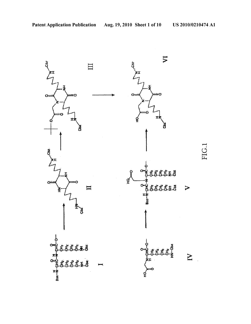 HETEROCYCLIC SCAFFOLDS USEFUL FOR PREPARATION OF COMBINATORIAL LIBRARIES, LIBRARIES AND METHODS FOR PREPARATION THEREOF - diagram, schematic, and image 03