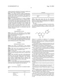 COMPOUND AND COMPOSITIONS FOR TREATMENT OF DISEASE diagram and image