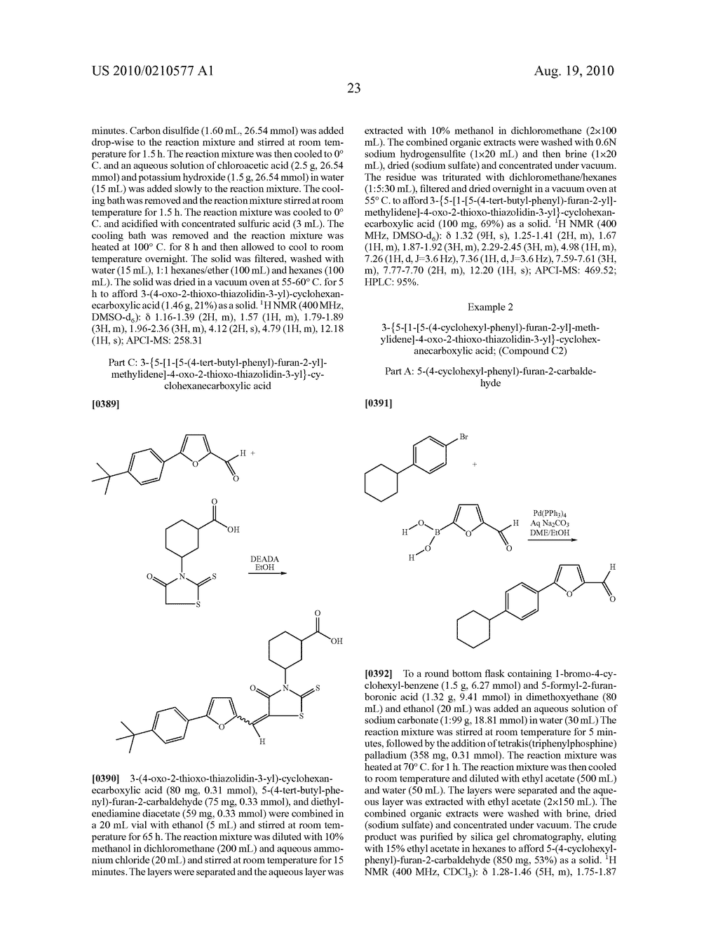 CYCLIC CARBOXYLIC ACID RHODANINE DERIVATIVES FOR THE TREATMENT AND PREVENTION OF TUBERCULOSIS - diagram, schematic, and image 33