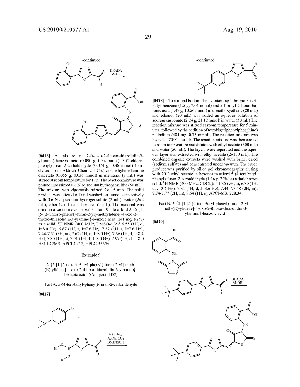 CYCLIC CARBOXYLIC ACID RHODANINE DERIVATIVES FOR THE TREATMENT AND PREVENTION OF TUBERCULOSIS - diagram, schematic, and image 39