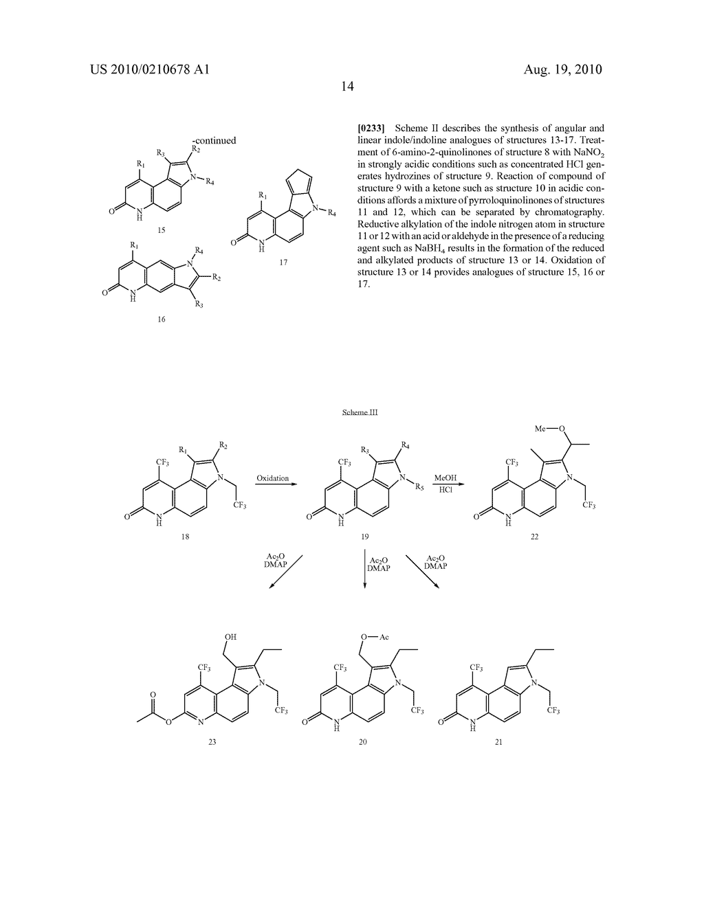 Tricyclic androgen receptor modulator compounds and methods - diagram, schematic, and image 15