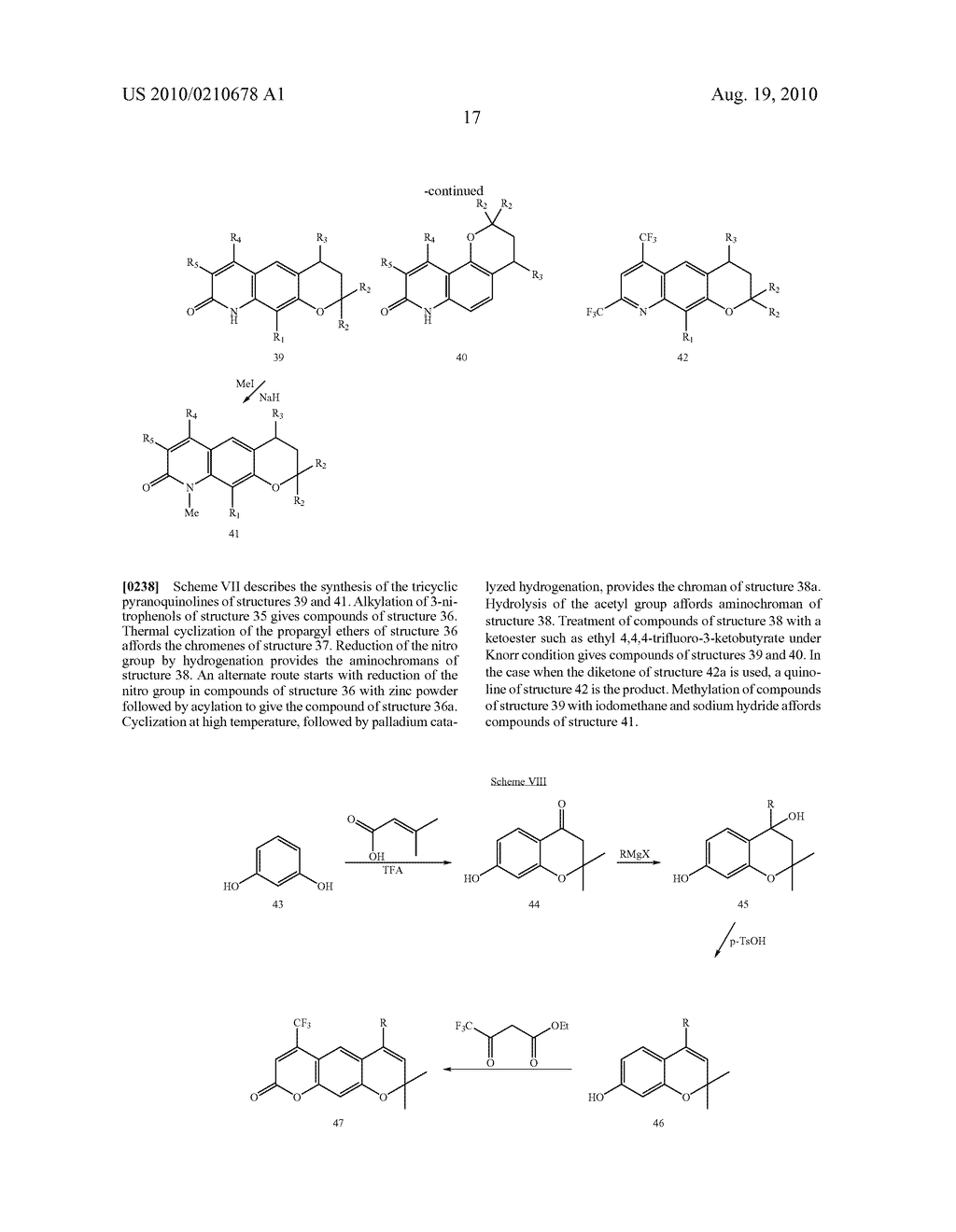 Tricyclic androgen receptor modulator compounds and methods - diagram, schematic, and image 18