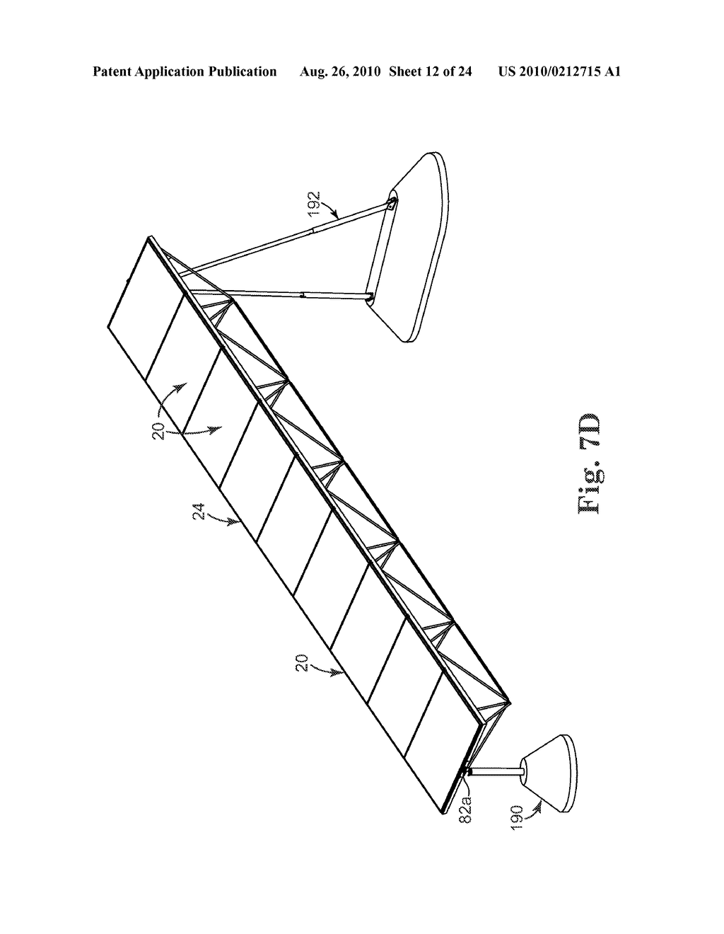 PHOTOVOLTAIC ASSEMBLIES AND METHODS FOR TRANSPORTING - diagram, schematic, and image 13