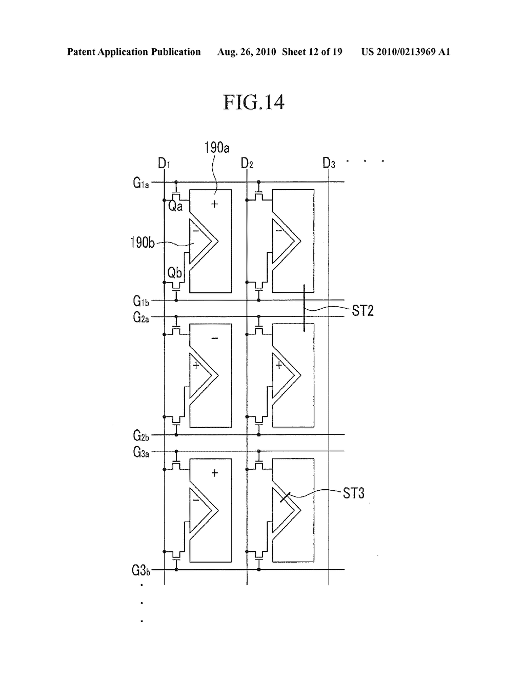 LIQUID CRYSTAL DISPLAY AND TEST METHOD THEREOF - diagram, schematic, and image 13