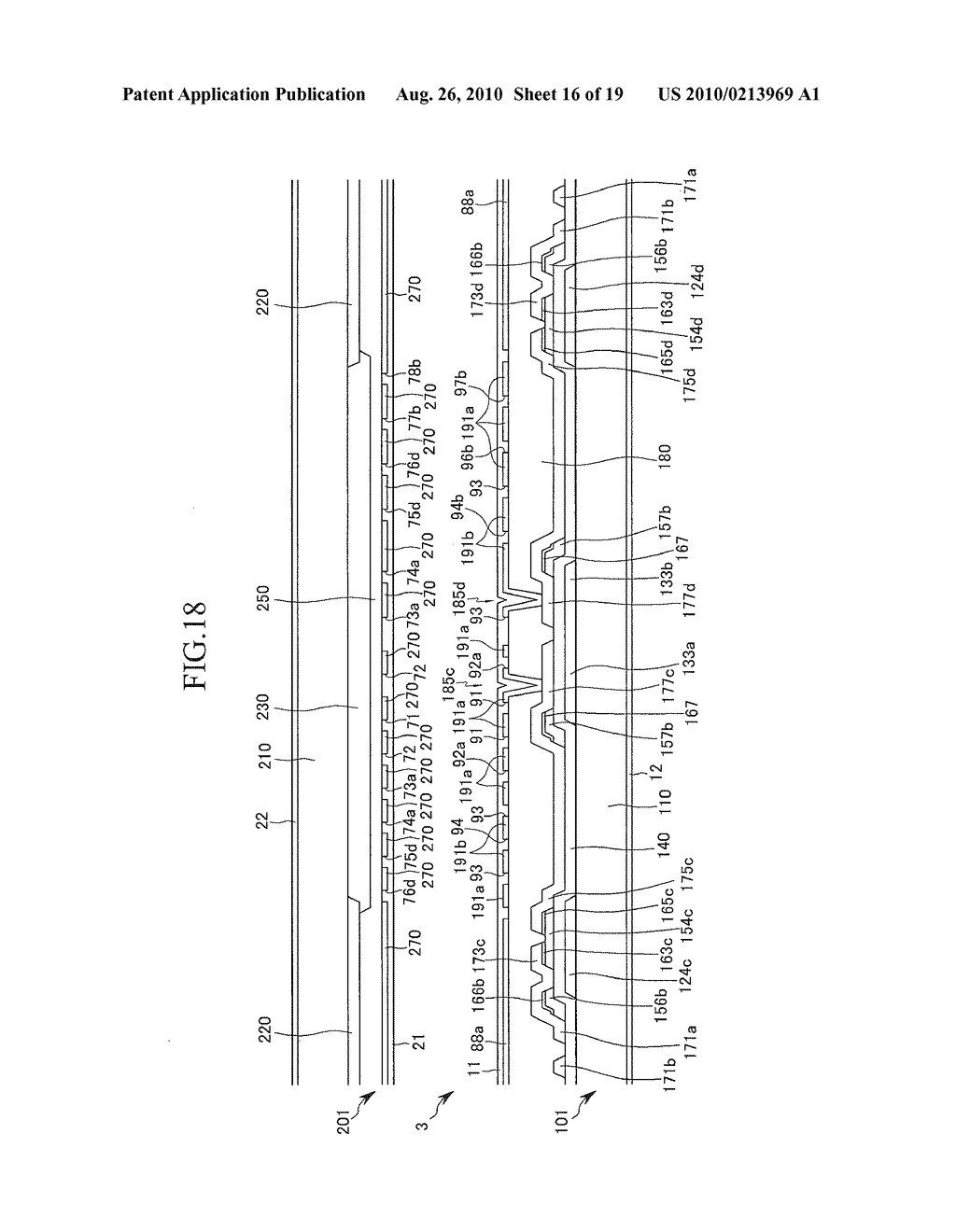 LIQUID CRYSTAL DISPLAY AND TEST METHOD THEREOF - diagram, schematic, and image 17