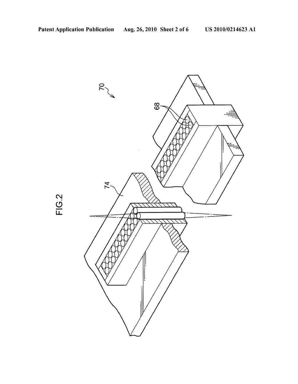 IMAGE READING DEVICE AND IMAGE FORMING APPARATUS - diagram, schematic, and image 03