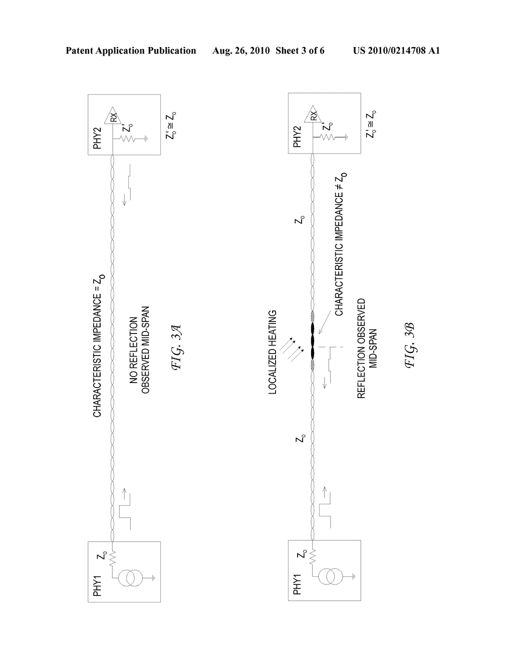 System and Method for Using a PHY to Locate a Thermal Signature in a Cable Plant for Diagnostic, Enhanced, and Higher Power Applications - diagram, schematic, and image 04