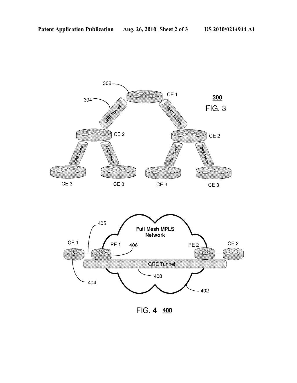 SYSTEM AND METHOD FOR OVERLAYING A HIERARCHICAL NETWORK DESIGN ON A FULL MESH NETWORK - diagram, schematic, and image 03