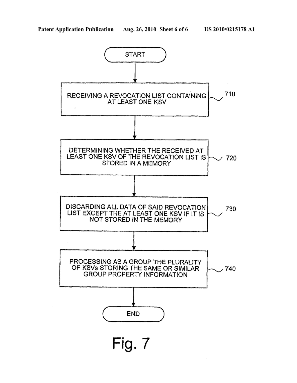 KEY SELECTION VECTOR, MOBILE DEVICE AND METHOD FOR PROCESSING THE KEY SELECTION VECTOR, DIGITAL CONTENT OUTPUT DEVICE, AND REVOCATION LIST - diagram, schematic, and image 07