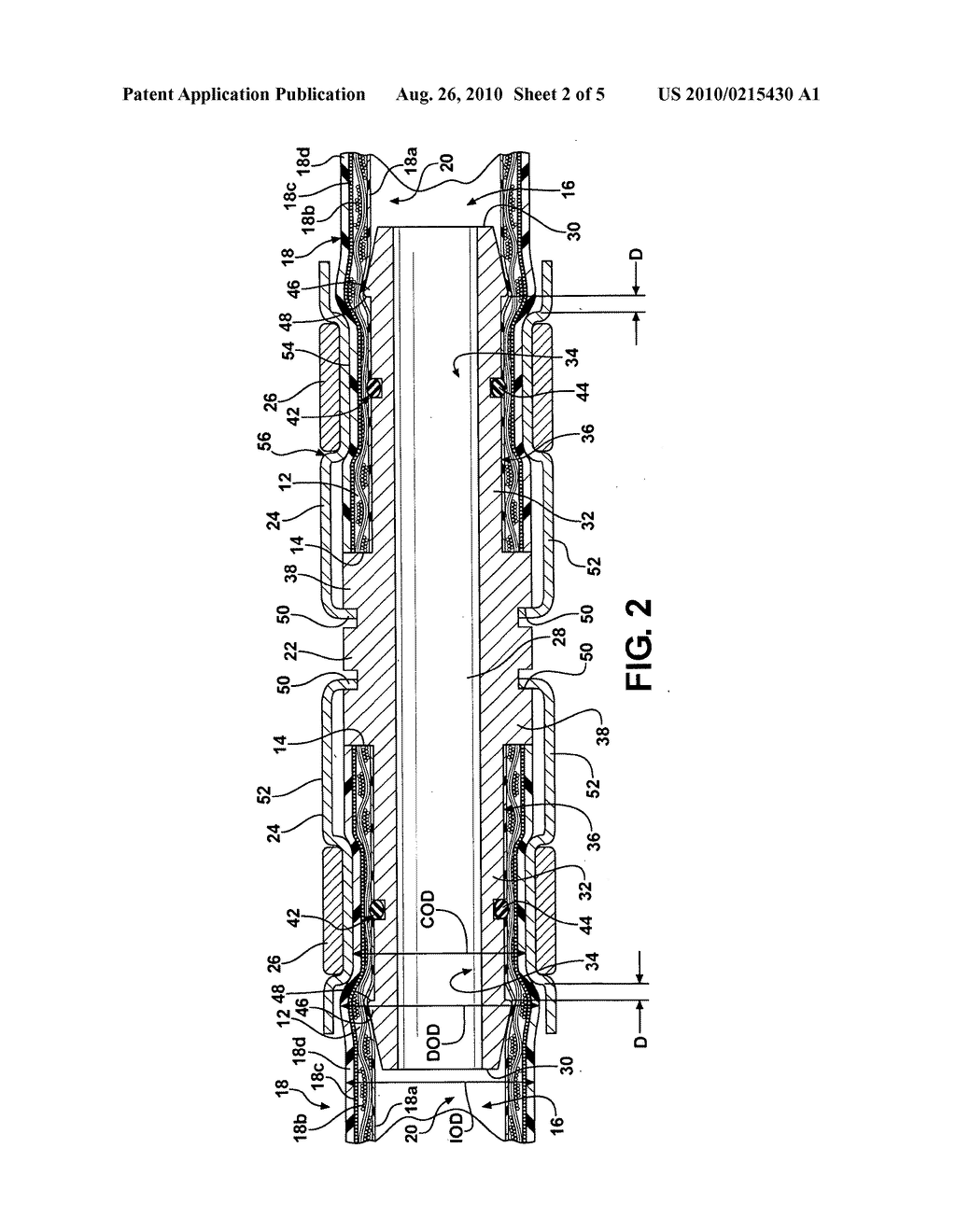COUPLING ASSEMBLY FOR CONNECTION TO A HOSE - diagram, schematic, and image 03