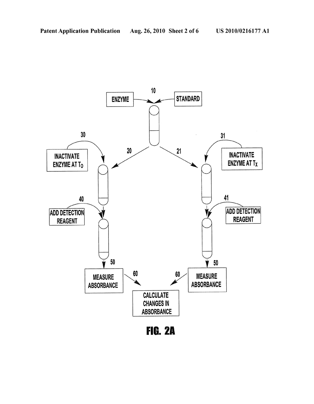 METHOD AND KIT FOR UNIVERSAL VERIFICATION OF ENZYME ACTIVITY AND PROTEIN DIGESTION - diagram, schematic, and image 03