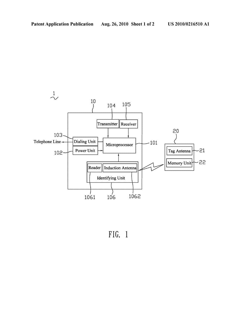 COMMUNICATION SYSTEM AND METHOD OF USING THE SAME - diagram, schematic, and image 02