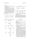 PIPERIDINE/PIPERAZINE DERIVATIVES diagram and image