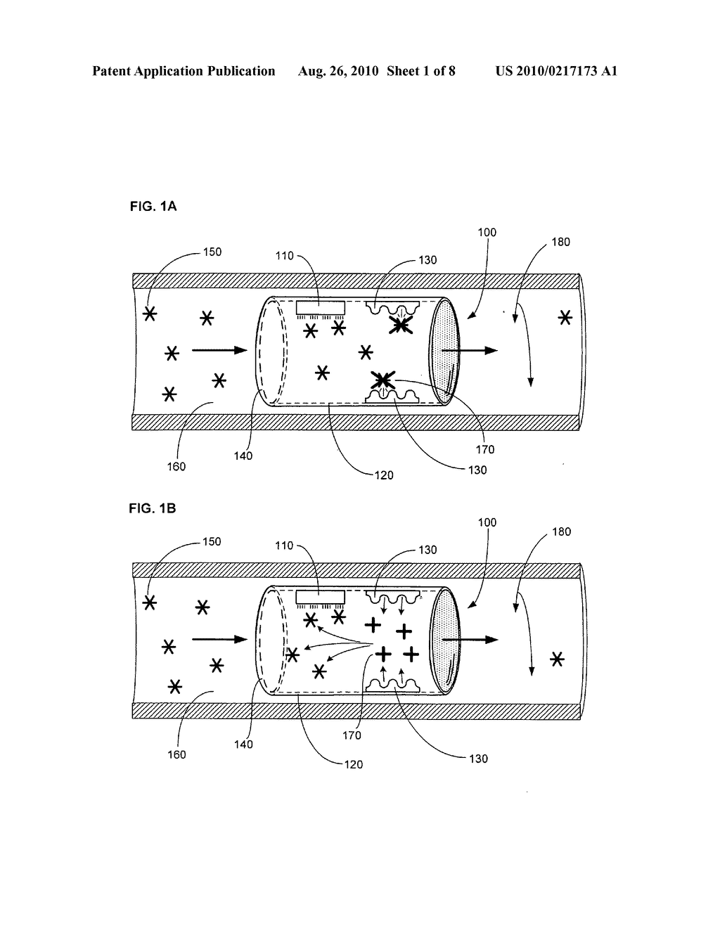 Device, system, and method for controllably reducing inflammatory mediators in a subject - diagram, schematic, and image 02