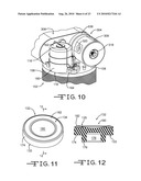 FLUID CARTRIDGES INCLUDING A POWER SOURCE AND PARTIALLY IMPLANTABLE MEDICAL DEVICES FOR USE WITH SAME diagram and image