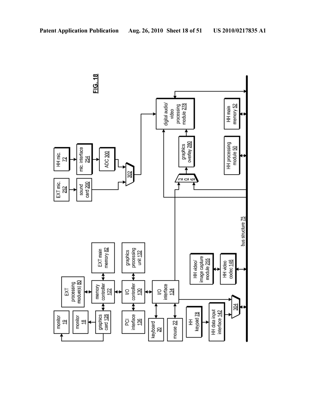 DOCKABLE HANDHELD COMPUTING DEVICE WITH FILE TRANSFER AND METHODS FOR USE THEREWITH - diagram, schematic, and image 19