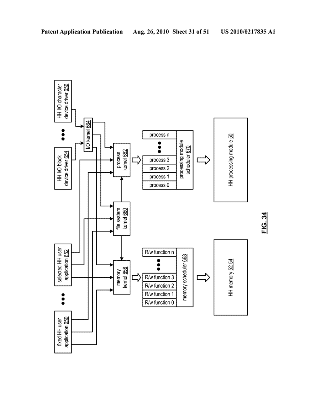 DOCKABLE HANDHELD COMPUTING DEVICE WITH FILE TRANSFER AND METHODS FOR USE THEREWITH - diagram, schematic, and image 32